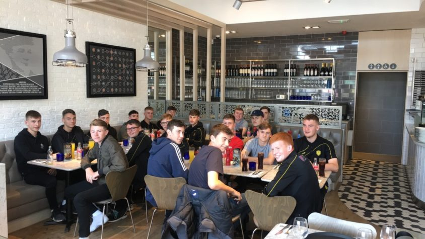 Tamworth Sixth Form Football Academy
