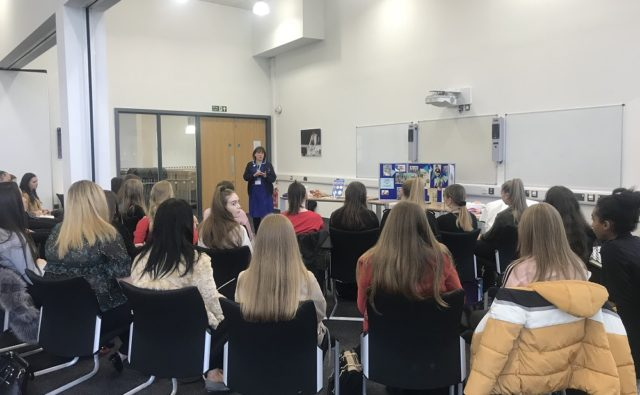 Health & Social Care  – guest speaker from Burton NHS Trust Midwifery Dept