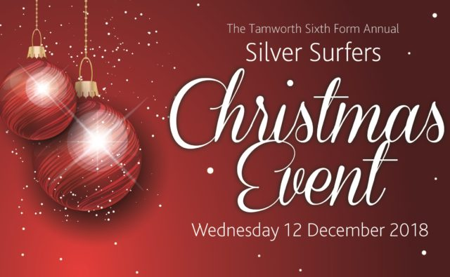 'Silver Surfers' Christmas Event – Wed 12 December 2018