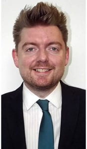 Greg Williams, Director of Tamworth Sixth Form